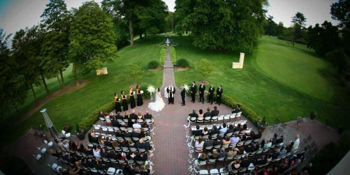 The Woodlands at Woodbury wedding venue picture 1 of 16 - Photo by: Fine Art Photography