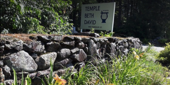Temple Beth David of the South Shore weddings in Canton MA