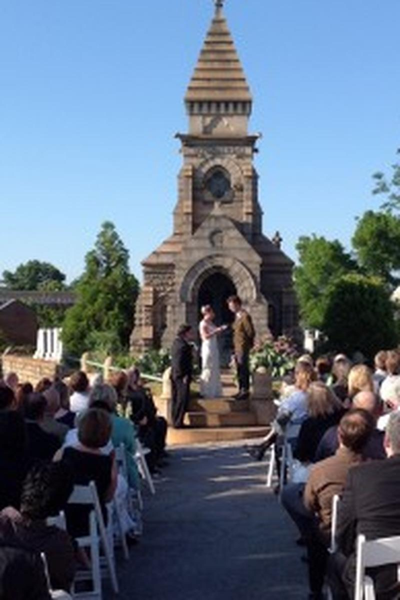 Historic Oakland Cemetery Weddings Get Prices For