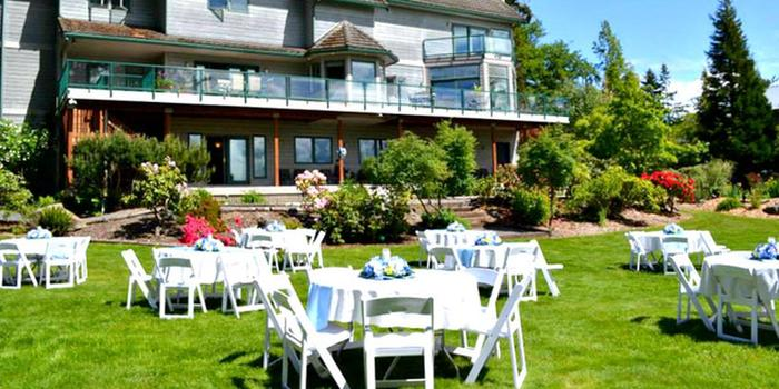 The Quintessa On Whidbey Island Weddings