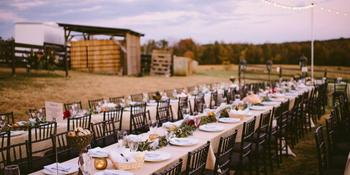 Sweet Meadow Farm Events weddings in Tallapoosa GA