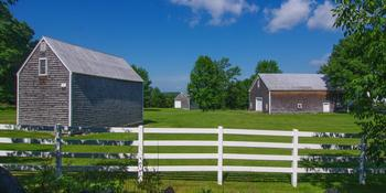 Cunningham Farm Barns & Estate Venue weddings in New Gloucester ME