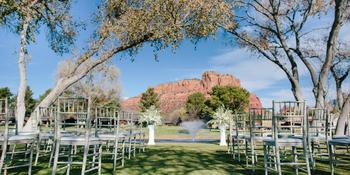 Redstone at Oakcreek Country Club weddings in Sedona AZ