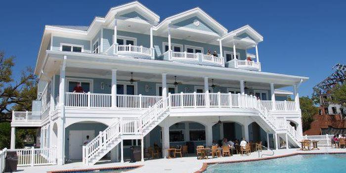 Biloxi Yacht Club wedding Mississippi