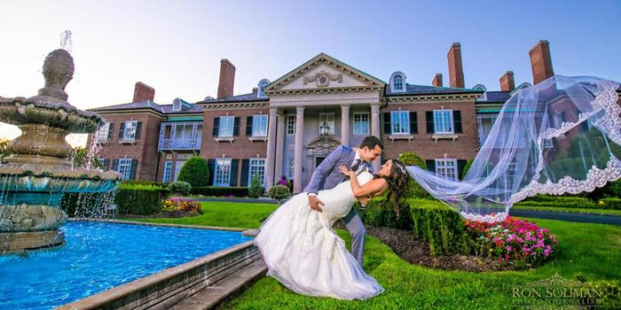 Glen Cove Mansion wedding venue picture 1 of 16 - Photo by: Ron Soliman Photography