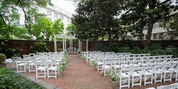 DACOR Bacon House Foundation weddings in Washington DC