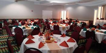 Comstock Inn & Conference Center weddings in Owosso MI