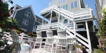 Dyer's Beach Apartment weddings in Provincetown MA