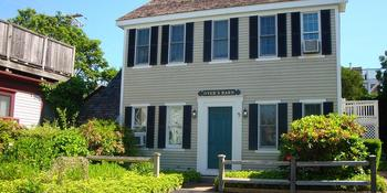 Dyer's Barn weddings in Provincetown MA