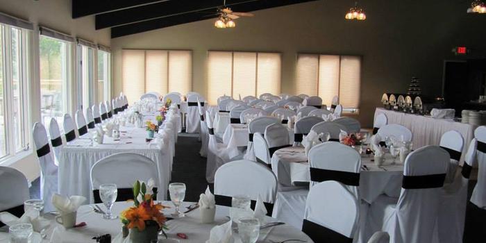 Red Wing Golf Course wedding Minnesota