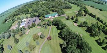 Clifton Highlands Golf Club weddings in Prescott WI
