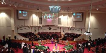 St. Phillip AME Church weddings in Atlanta GA