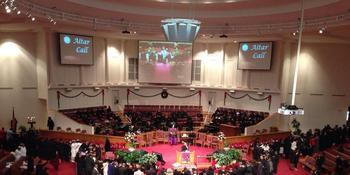 St. Phillip AME Church weddings in Atlanta GA