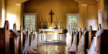 The Chapel at the Historic Village of Allaire weddings in Farmingdale NJ