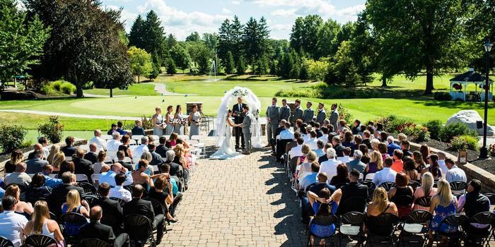 Ridgemont Country Club wedding Finger Lakes