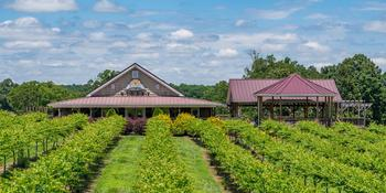 Woodmill Winery weddings in Vale NC