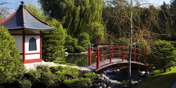 Normandale Japanese Garden weddings in Bloomington MN