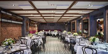 Arte Café weddings in New York NY