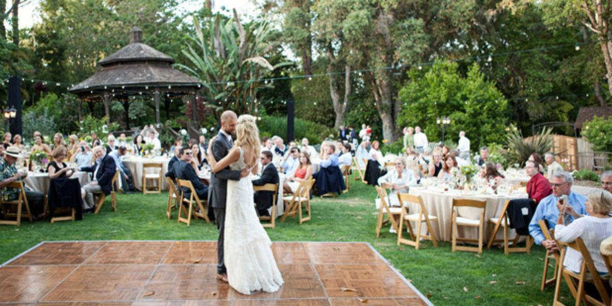 San Diego Botanic Garden Weddings Get Prices For San