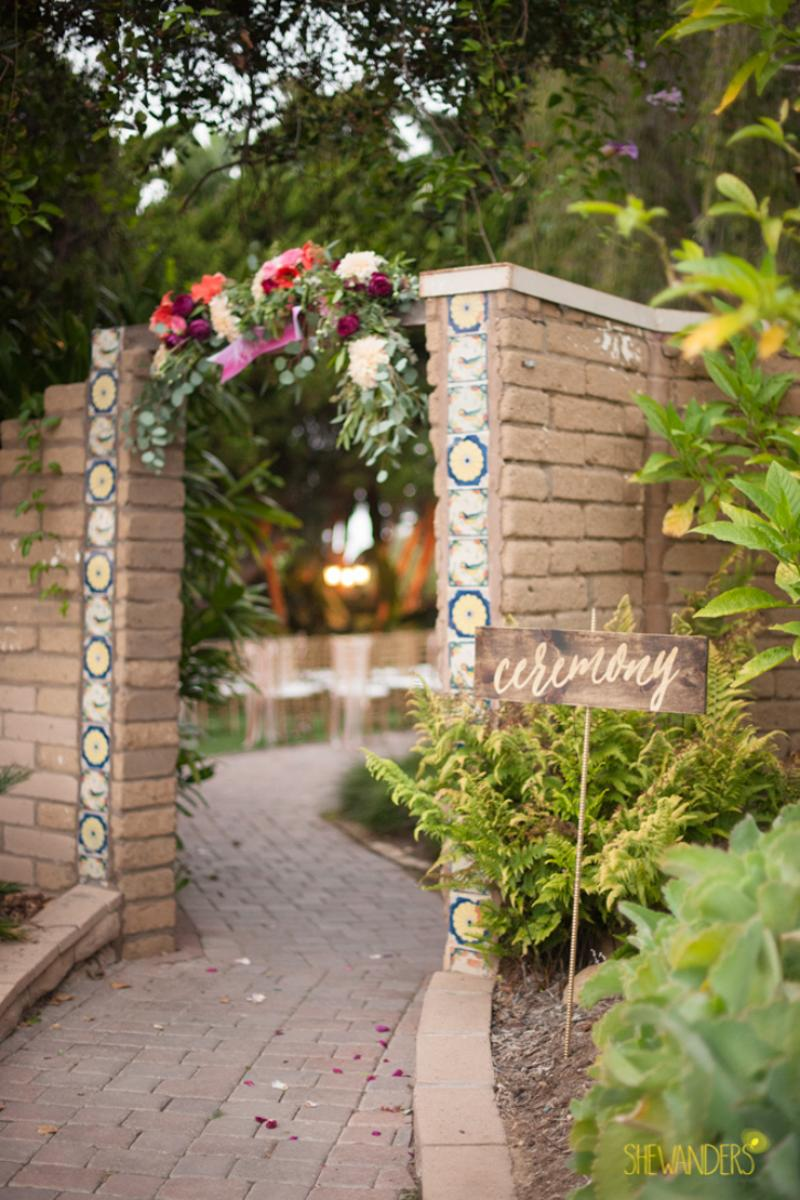 San Diego Botanic Garden wedding venue picture 11 of 16 - Photo by: She Wanders