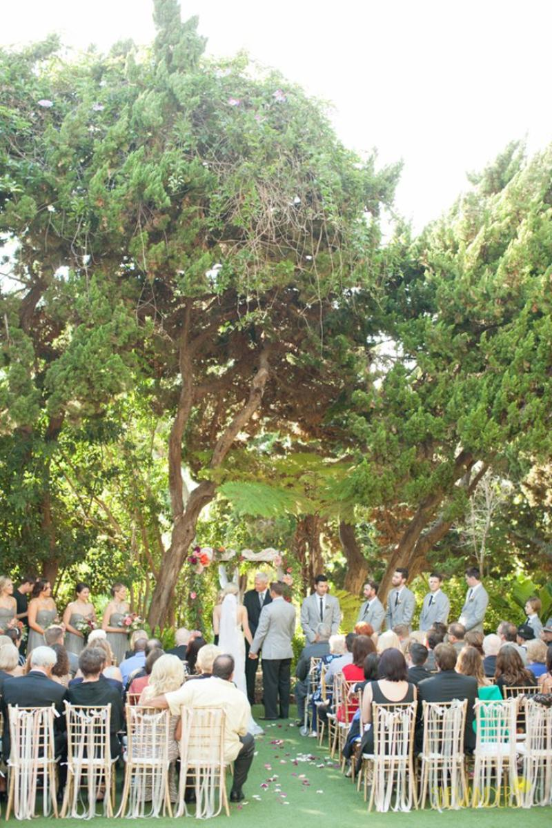 San Diego Botanic Garden wedding venue picture 7 of 16 - Photo by: She Wanders