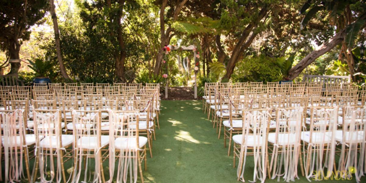 San Diego Botanic Garden Weddings Get Prices for Wedding Venues