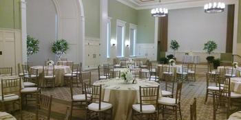 Alan B Miller Hall weddings in Williamsburg VA
