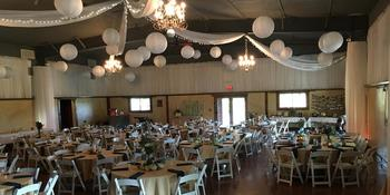 Stony Point Hall weddings in Baldwin City KS