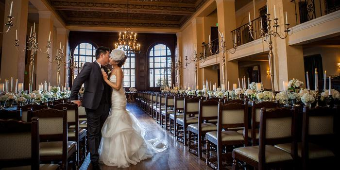 The Ebell Of Los Angeles Wedding Venue Picture 15 16 Provided By