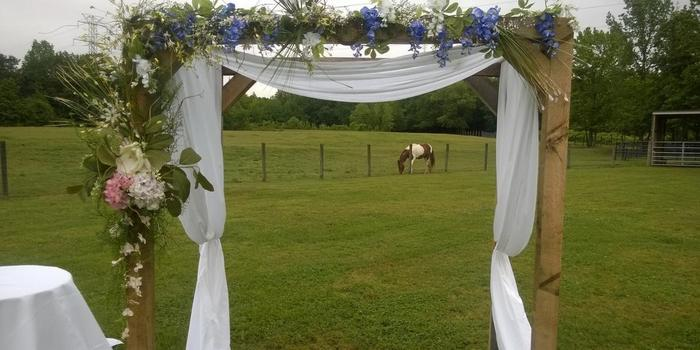 Red Boot Ranch wedding Greenville