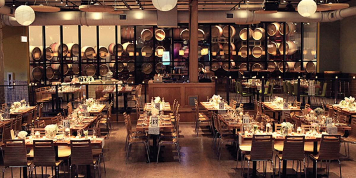 Great Wedding Venue Near Chicago: City Winery Chicago Weddings