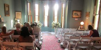Clayton House weddings in Fort Smith AR