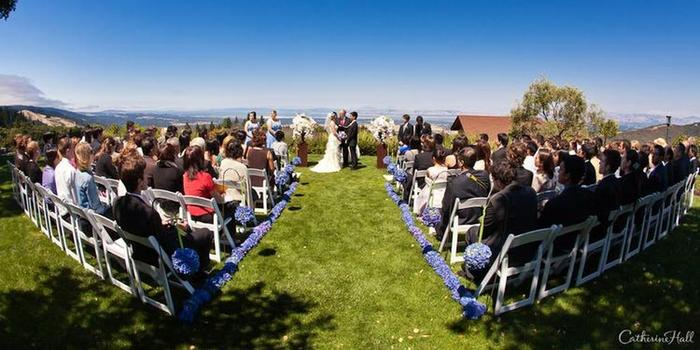Thomas Fogarty Winery wedding venue picture 7 of 16 - Photo by: Catherine Hall Studios Photography