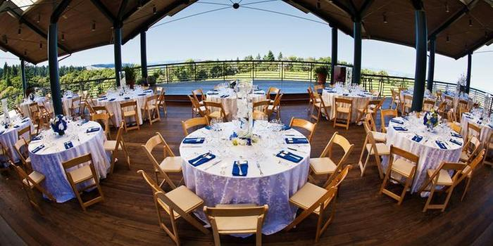Thomas Fogarty Winery wedding venue picture 8 of 16 - Photo by: Catherine Hall Studios Photography