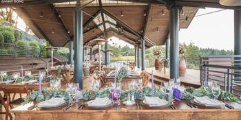 Thomas Fogarty Winery Weddings in Woodside CA