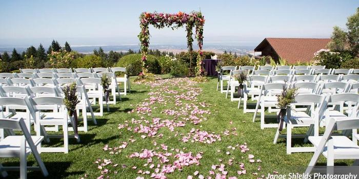 Thomas Fogarty Winery wedding venue picture 3 of 16 - Provided by: Janae Shields Photography