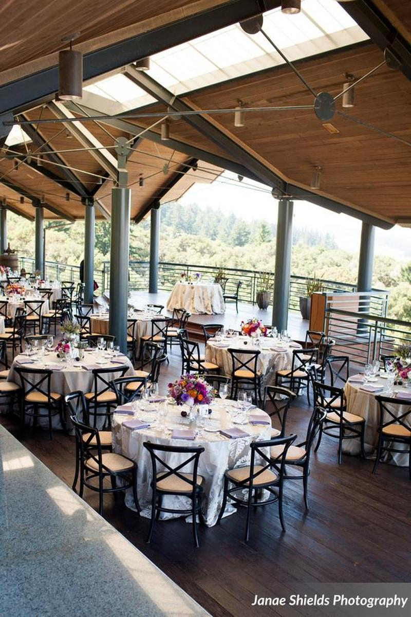 Thomas Fogarty Winery wedding venue picture 2 of 16 - Provided by: Janae Shields Photography