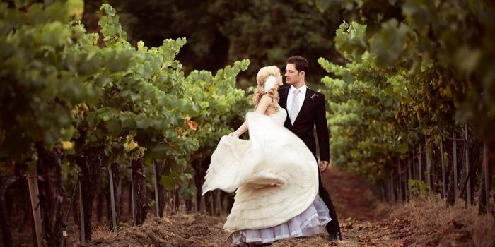 Thomas Fogarty Winery wedding venue picture 5 of 16 - Provided by: Catherine Hall Studios