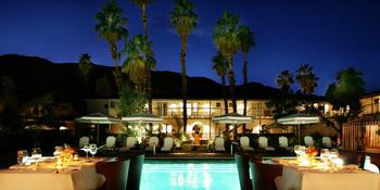 Colony Palms Hotel weddings in Palm Springs CA