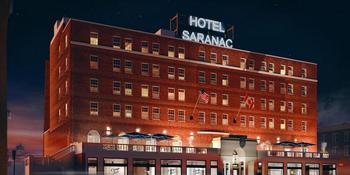 Hotel Saranac weddings in Saranac Lake NY