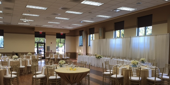 Alfred Rubin Riverwalk Community Center weddings in Naperville IL