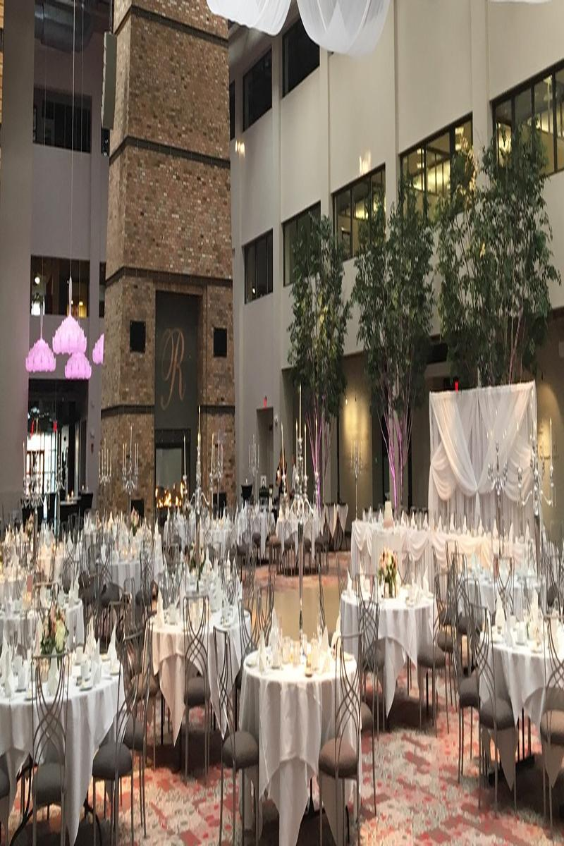 The Atrium At Rich S Weddings Get Prices For Wedding