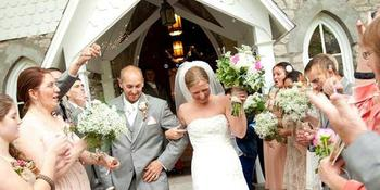 Historic St. Anne's Church weddings in Illinois IL