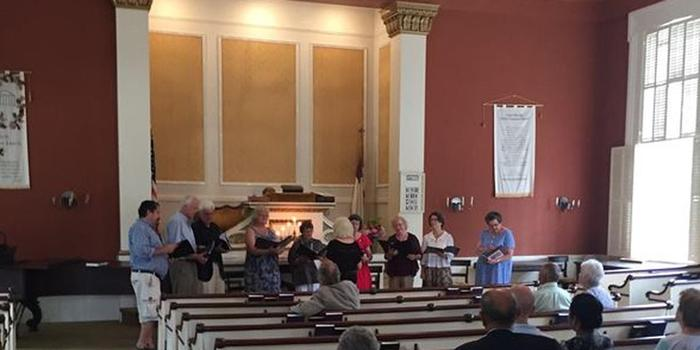 The Smithfield Church wedding Westchester/Hudson Valley