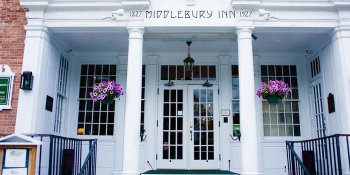 Middlebury Inn wedding Vermont