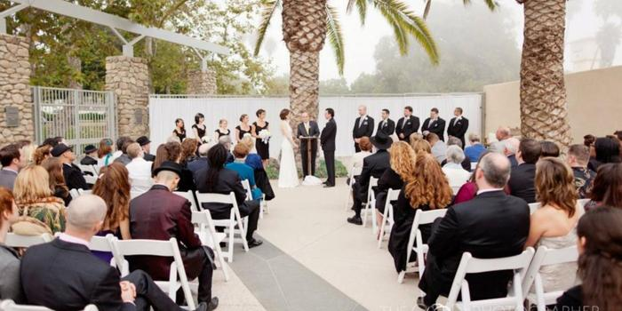 Museum of Ventura County wedding venue picture 5 of 16 - Photo by: The Good Photographer
