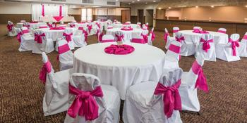 The Banquet Center at Days Inn weddings in Columbus OH