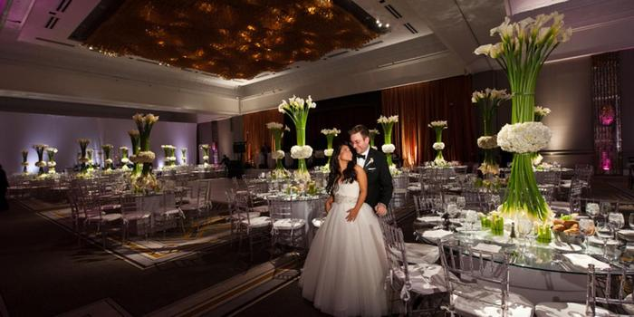 Grand Hyatt New York wedding venue picture 14 of 16 - Photo by: Fred Marcus Photography