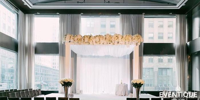 Grand Hyatt New York wedding venue picture 12 of 16 - Photo by: Eventique New York
