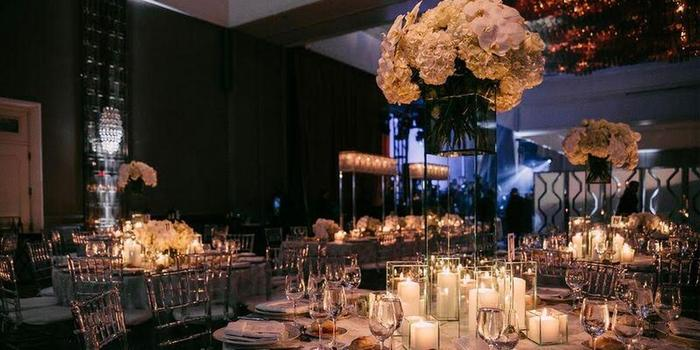 Grand Hyatt New York wedding venue picture 4 of 16 - Photo by: Eventique New York